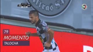 Boavista FC, Jogada, Talocha aos 79'