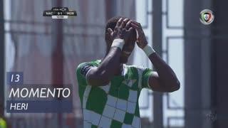 Moreirense FC, Jogada, Heri aos 13'