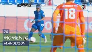 CD Feirense, Jogada, Mateus Anderson aos 26'