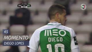 Rio Ave FC, Jogada, Diego Lopes aos 45'