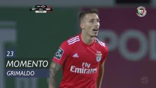 SL Benfica, Jogada, Grimaldo aos 23'