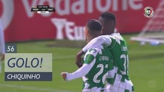GOLO! Moreirense FC, Chiquinho aos 56', Moreirense FC 2-0 CD Nacional
