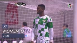 Moreirense FC, Jogada, Heri aos 53'