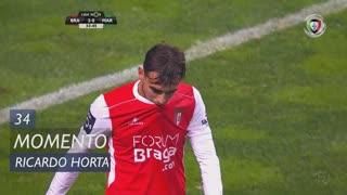 SC Braga, Jogada, Ricardo Horta aos 34'
