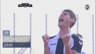 CD Nacional, Jogada, Júlio aos 59'