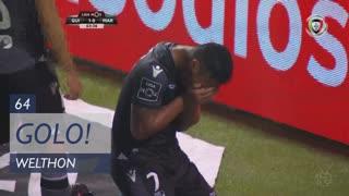 GOLO! Vitória SC, Welthon aos 64', Vitória SC 1-0 Marítimo M.