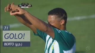 GOLO! Vitória FC, Berto aos 71', Vitória FC 2-0 Moreirense FC