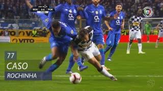 Boavista FC, Caso, Rochinha aos 77'
