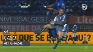 CD Feirense, Caso, Aly Ghazal aos 64'
