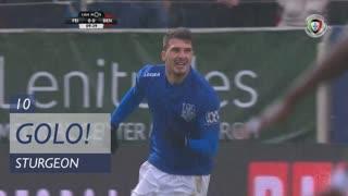 GOLO! CD Feirense, Sturgeon aos 10', CD Feirense 1-0 SL Benfica
