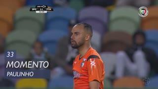 Portimonense, Jogada, Paulinho aos 33'