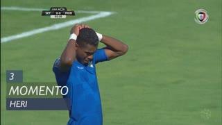 Moreirense FC, Jogada, Heri aos 3'