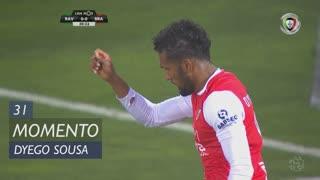 SC Braga, Jogada, Dyego Sousa aos 31'