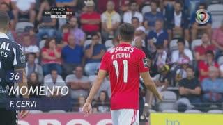 SL Benfica, Jogada, F. Cervi aos 36'