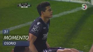 Vitória SC, Jogada, Osorio aos 31'
