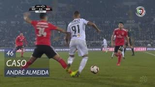 SL Benfica, Caso, André Almeida aos 46'