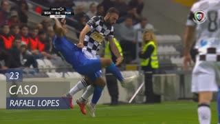 Boavista FC, Caso, Rafael Lopes aos 23'