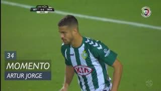 Vitória FC, Jogada, Artur Jorge aos 34'