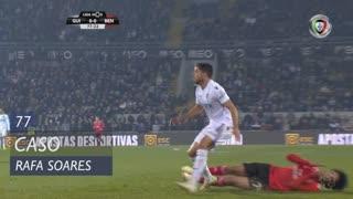 Vitória SC, Caso, Rafa Soares aos 77'