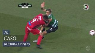 Marítimo M., Caso, Rodrigo Pinho aos 70'