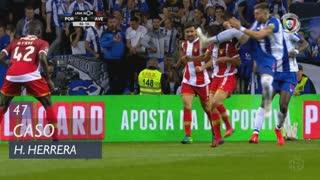 FC Porto, Caso, H. Herrera aos 47'