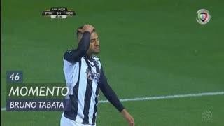 Portimonense, Jogada, Bruno Tabata aos 46'