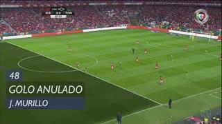 CD Tondela, Golo Anulado, J. Murillo aos 48'