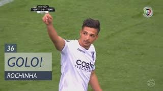 GOLO! Vitória SC, Rochinha aos 36', Vitória SC 3-0 GD Chaves