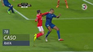 SL Benfica, Caso, Rafa aos 78'