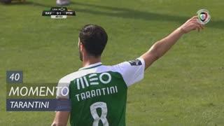 Rio Ave FC, Jogada, Tarantini aos 40'