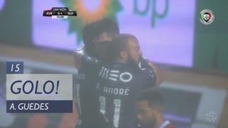 GOLO! Vitória SC, Alexandre Guedes aos 15', CD Aves 0-1 Vitória SC