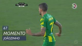 CD Tondela, Jogada, Joãozinho aos 67'