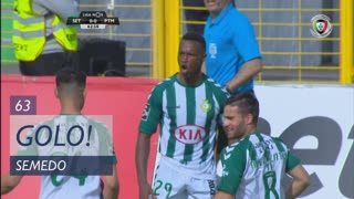 GOLO! Vitória FC, Semedo aos 63', Vitória FC 1-0 Portimonense