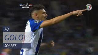 GOLO! FC Porto, Soares aos 70', FC Porto 4-0 CD Aves