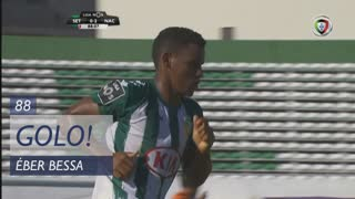 GOLO! Vitória FC, Éber Bessa aos 88', Vitória FC 1-2 CD Nacional