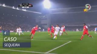SC Braga, Caso, Sequeira aos 4'