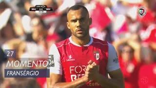 SC Braga, Jogada, Fransérgio aos 27'
