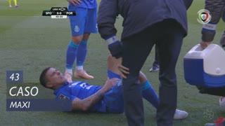 FC Porto, Caso, Maxi aos 43'