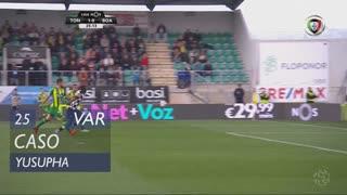 Boavista FC, Caso, Yusupha aos 25'