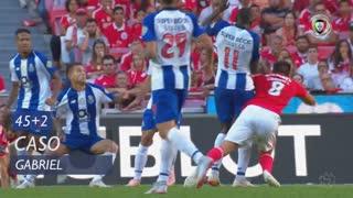 SL Benfica, Caso, Gabriel aos 45'+2'