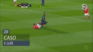 SL Benfica, Caso, Florentino Luís aos 20'