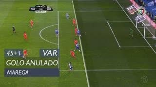 FC Porto, Golo Anulado, Marega aos 45'+1'