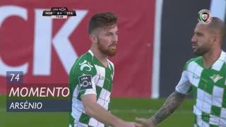 Moreirense FC, Jogada, Arsénio aos 74'