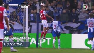 SC Braga, Jogada, Fransérgio aos 41'