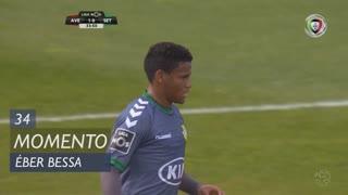 Vitória FC, Jogada, Éber Bessa aos 34'