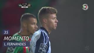 Portimonense, Jogada, Lucas Fernandes aos 35'