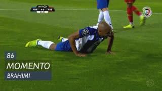 FC Porto, Jogada, Brahimi aos 86'