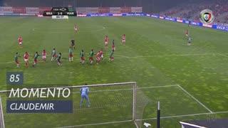 SC Braga, Jogada, Claudemir aos 85'