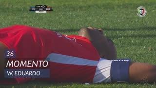 SC Braga, Jogada, Wilson Eduardo aos 36'