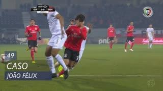 SL Benfica, Caso, João Félix aos 49'